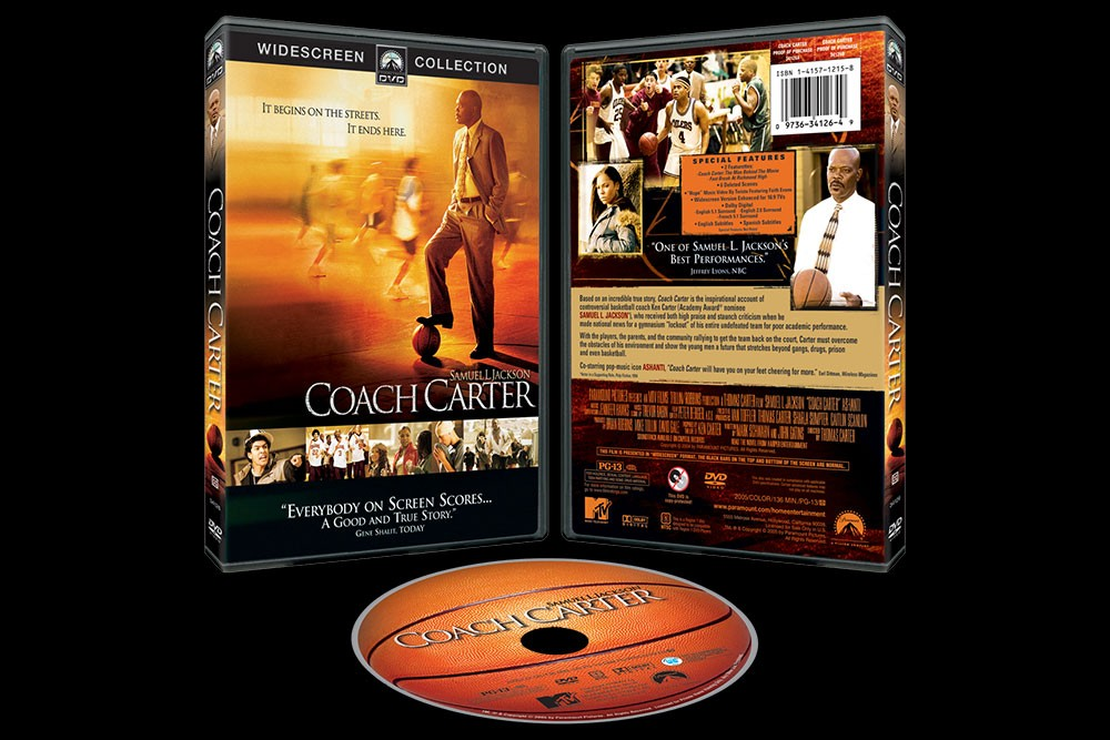 aq_block_1-Coach Carter - DVD Packaging