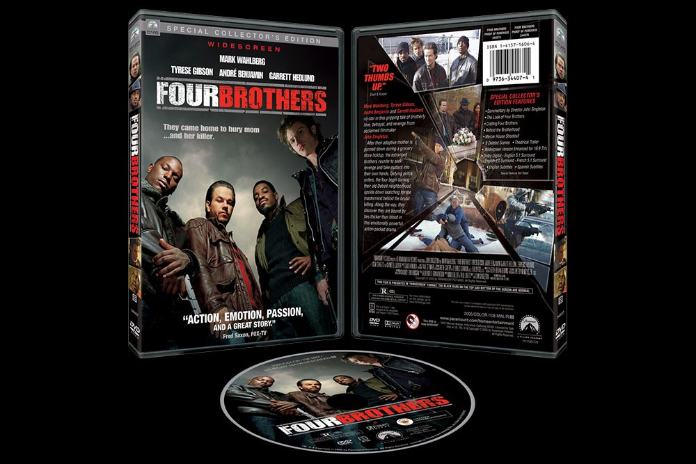 aq_block_1-Four Brothers - DVD Packaging